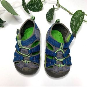 Keen Toddler Outdoor Hiking Sandals Shoes